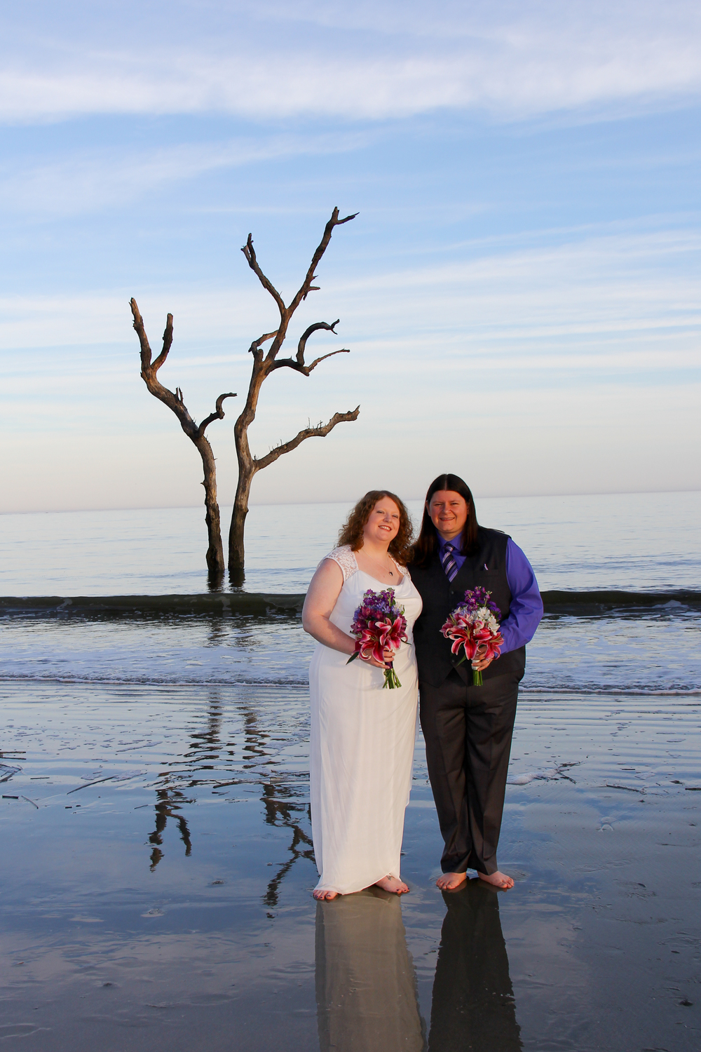 Wedding Hunting Island SC