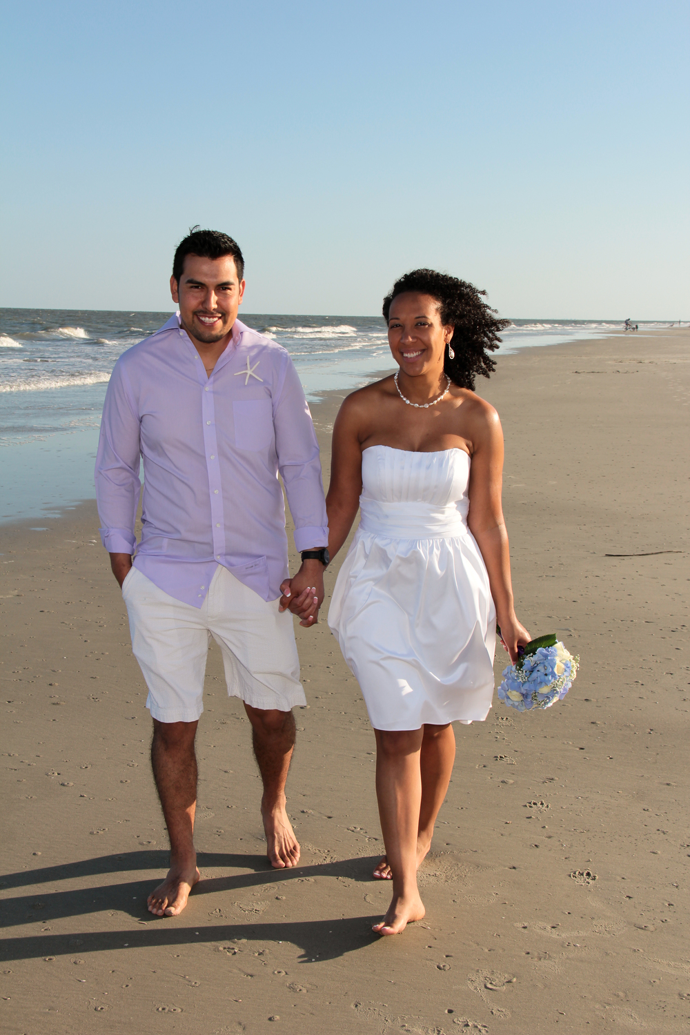 Beach Weding Hilton Head
