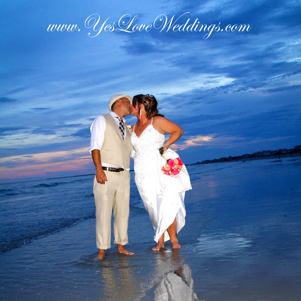 Beach Wedding Charleston SC