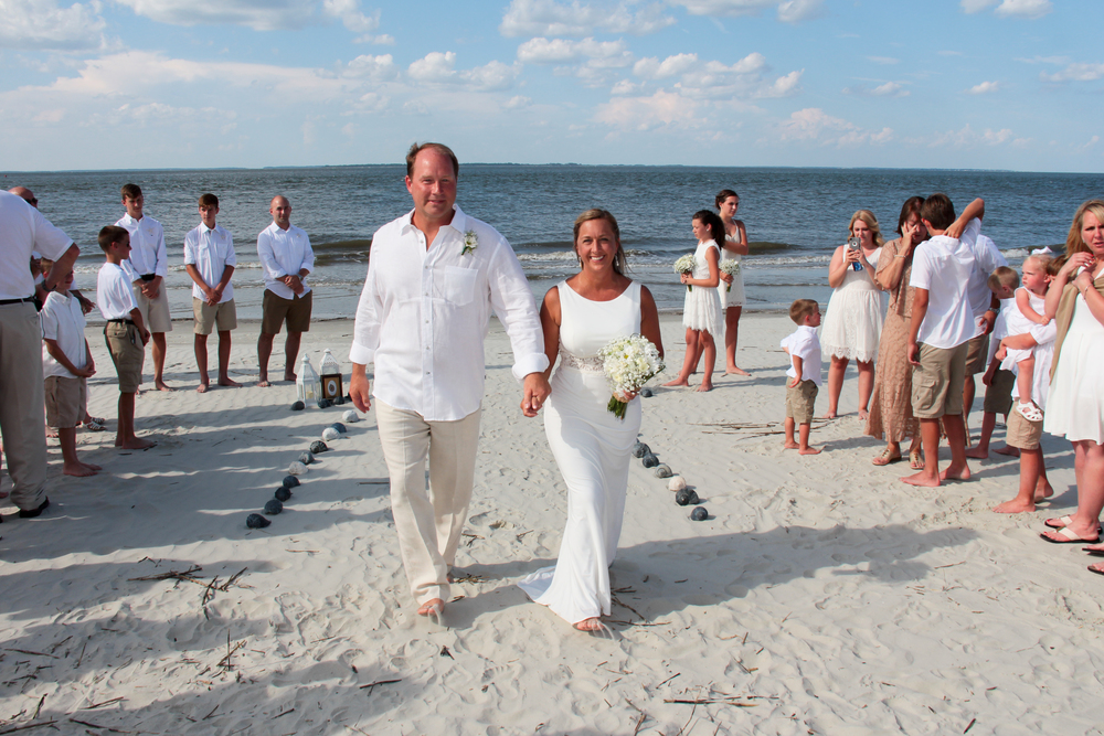 Destination Wedding Beaufort SC