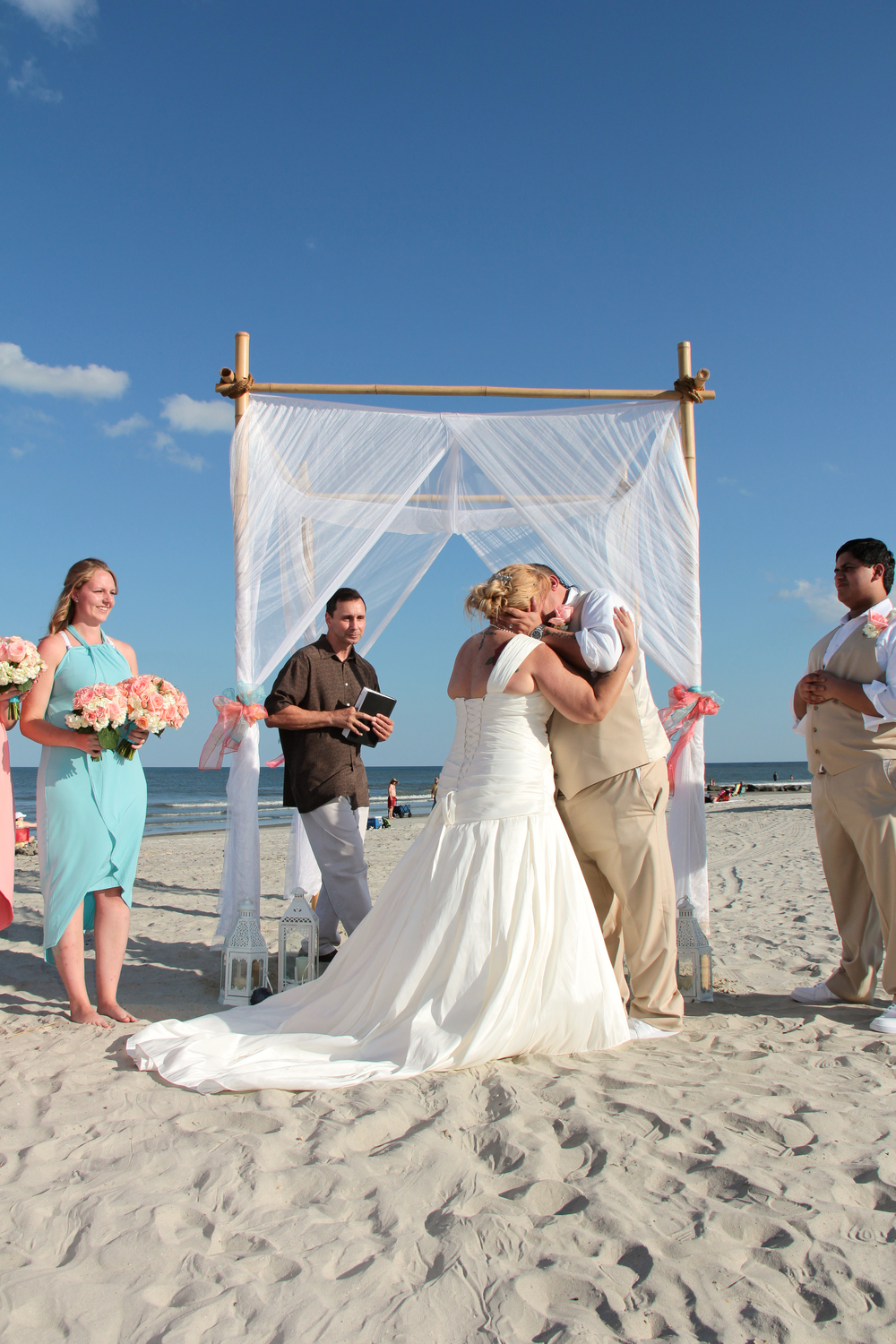 Tybee Island Wedding Savannah destination wedding