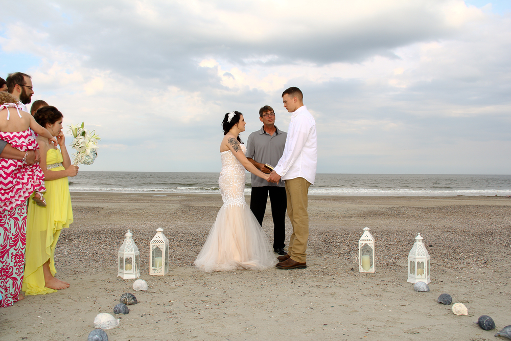Tybee Island wedding, Savannah Wedding