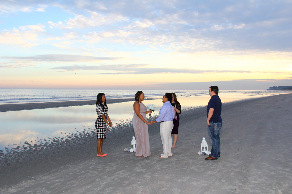 beach wedding HIlton Head SC destination wedding