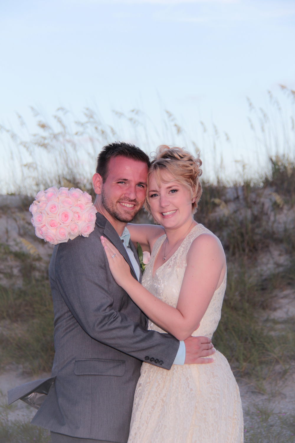 Tybee Island Beach Wedding