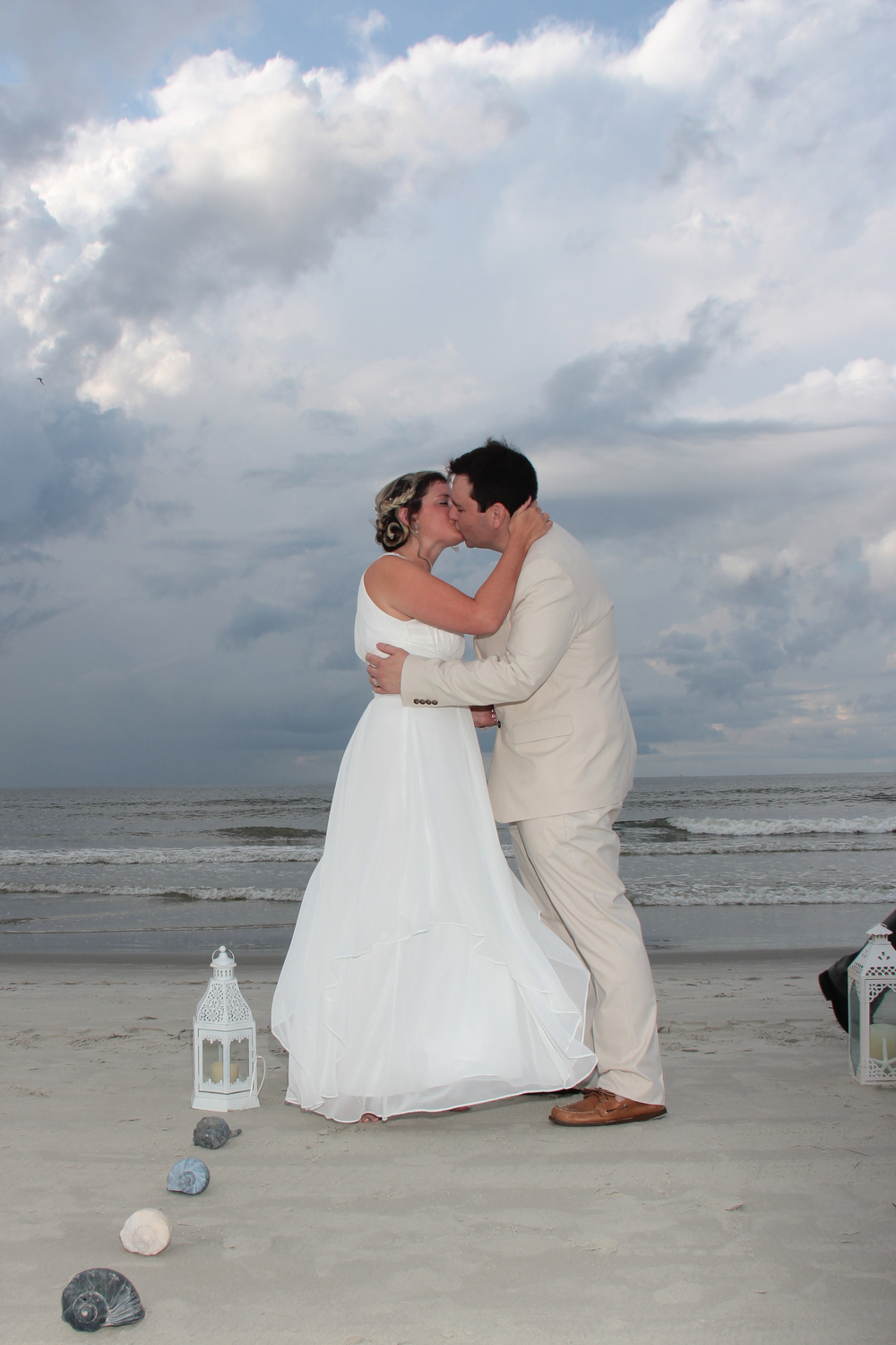 Beach wedding Hilton Head