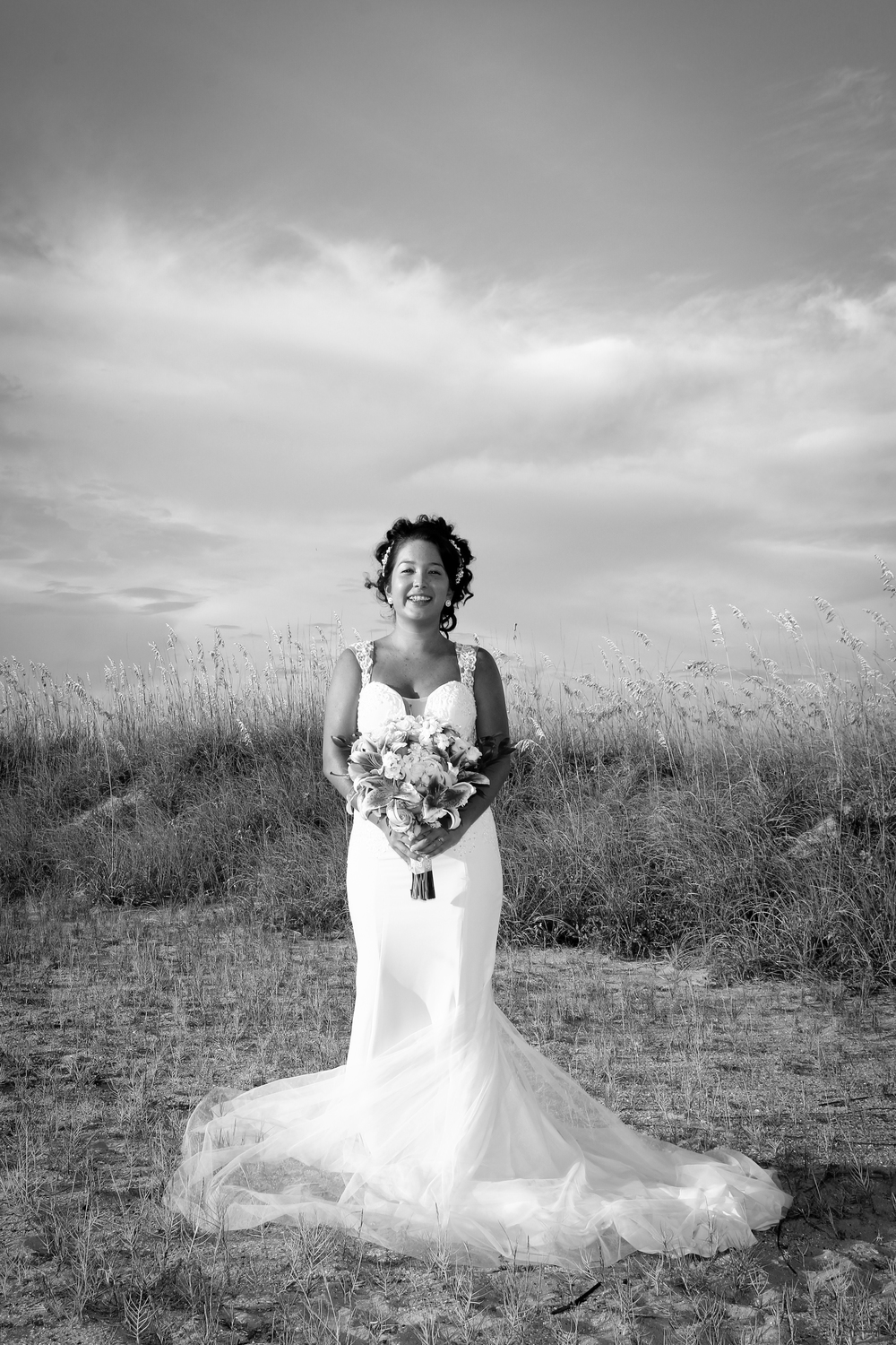 Beach Wedding Tybee Island