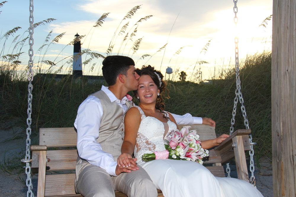Tybee Island Wedding packages