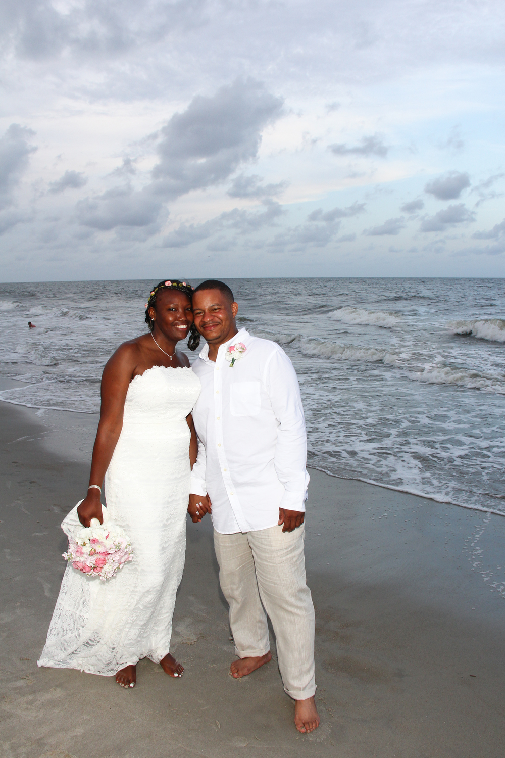 Hilton Head Island beach wedding