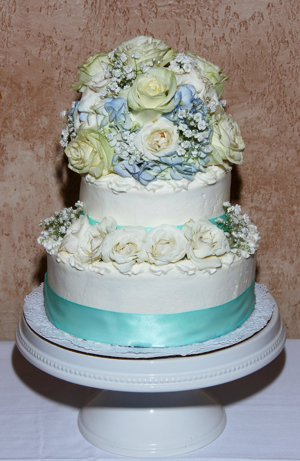 Wedding cake, baker, Hilton Head, SC