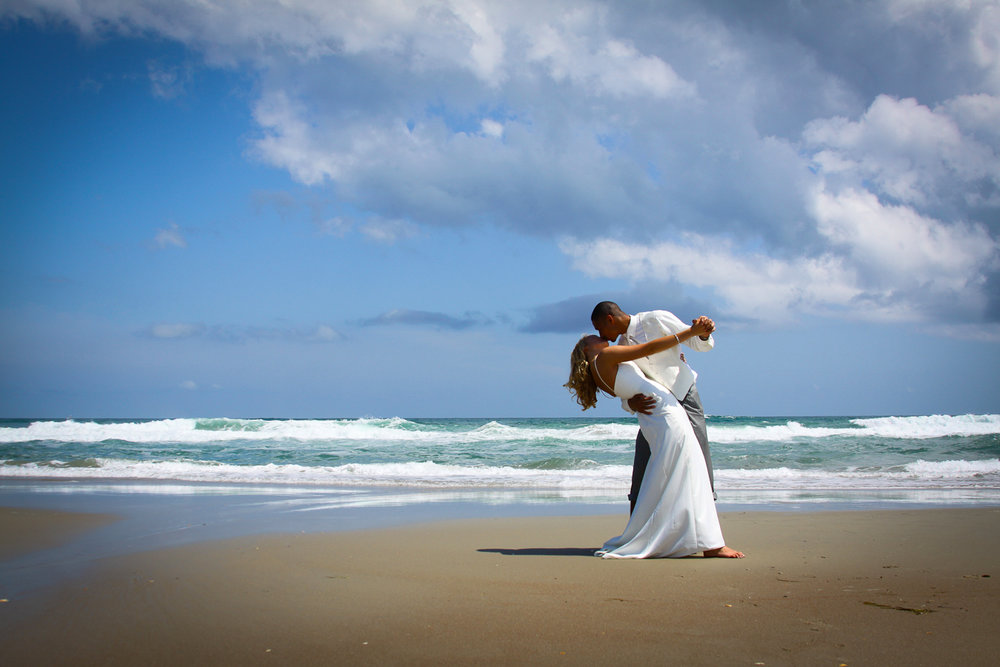 Beach Wedding, Hilton Head, Tybee Island