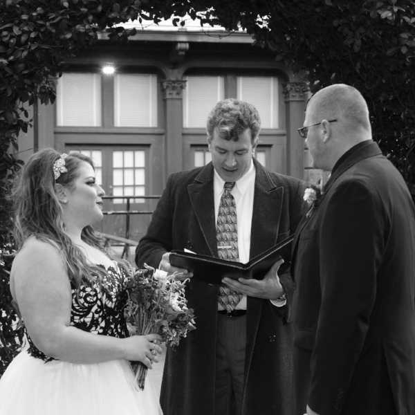 Patrick Young, Officiant