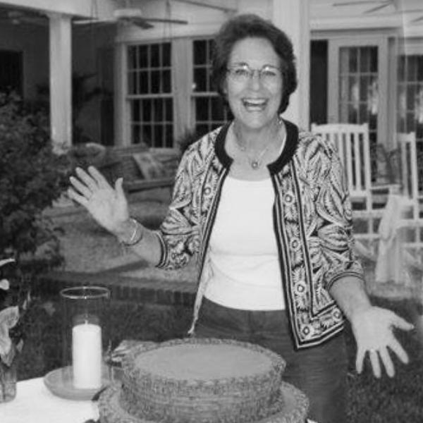 Mollie Stone, Cake Baker extraordinaire