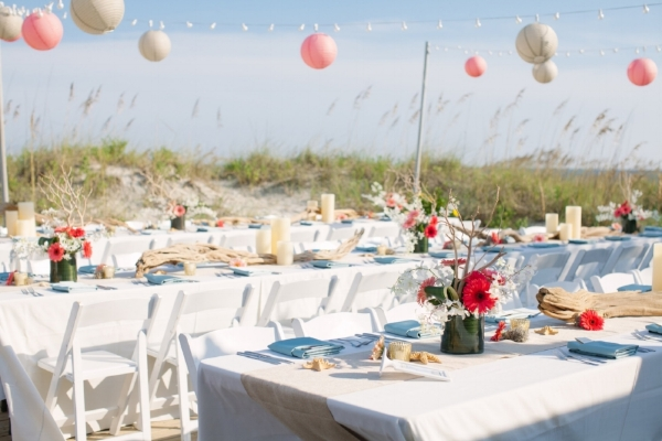 Palmetto Dunes Wedding Hilton Head beach wedding