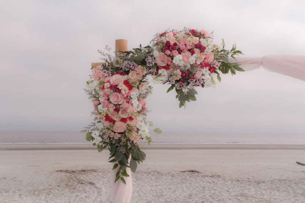 Hilton head wedding, wedding packages, wedding flowers, destination wedding, beach wedding