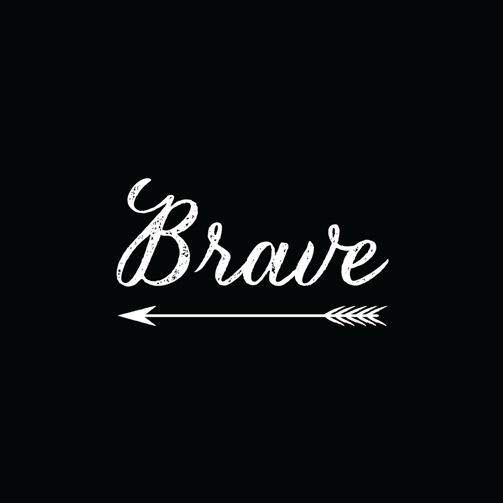 Kailey The Brave Great Lakes Lettering