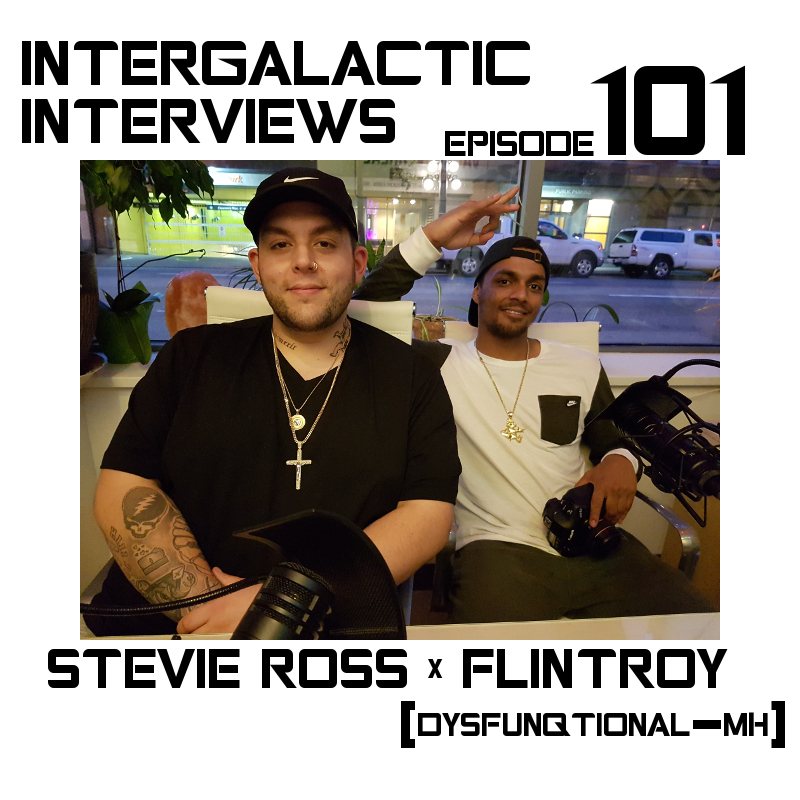 stevie ross flintroy dysfunqtional money hungry bsharp notthem MD boomsday alliance episode 101