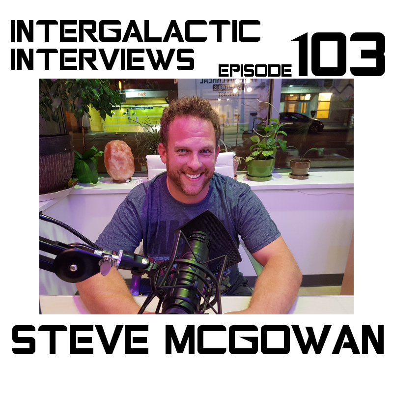 steve mcgowan intergalactic interviews episode 103 jayme mcdonald md of the boomsday alliance