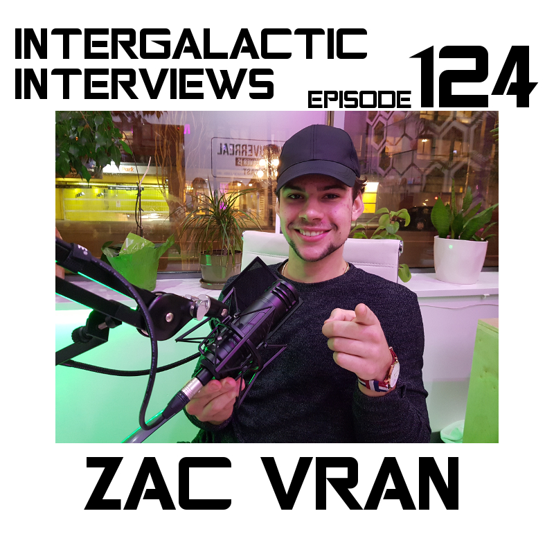 zac vran dance intergalactic interviews episode 124 md of the boomsday alliance podcast jayme mcdonald hunter the next step family channel