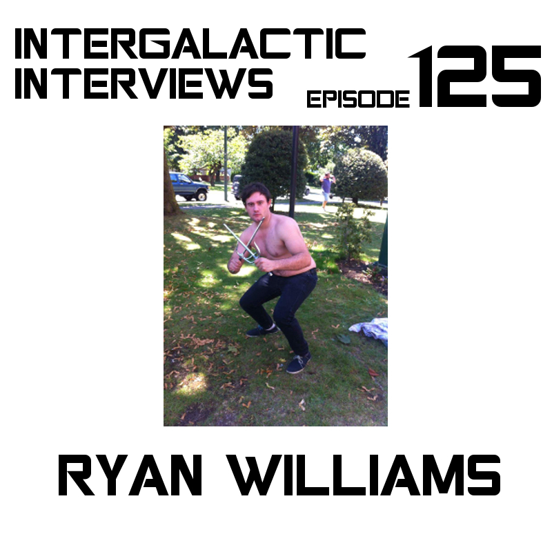intergalactic interviews ryan williams episode 125 md of the boomsday alliance jayme mcdonald comedy comedian vancouver full pint comedy