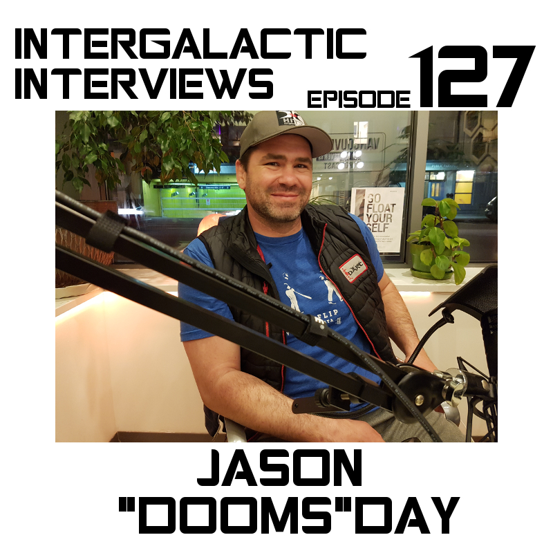 jason dooms day actor podcast intergalactic interviews episode 127 jayme mcdonald md of the boomsday alliance