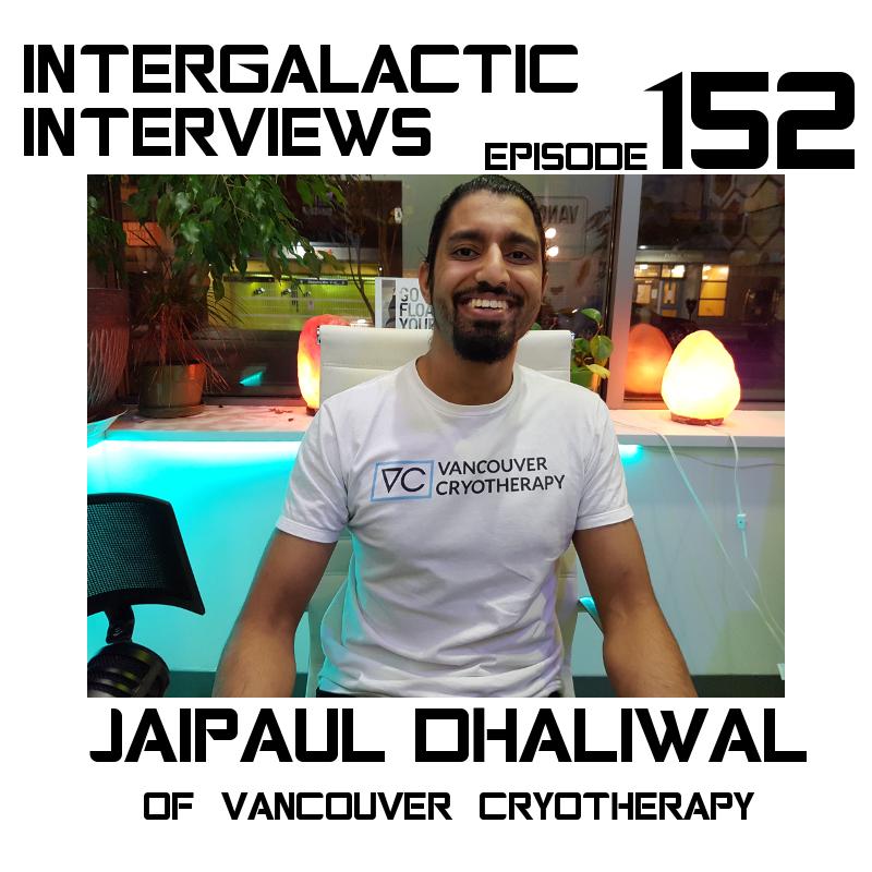 jaipaul dhaliwal vancouver cryotherapy mma canucks instagram jiujitsu episode 152 intergalactic interviews jayme mcdonald news 2017 2018
