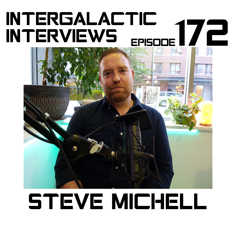 steve michell stories beach podcast intergalactic interviews jayme mcdonald
