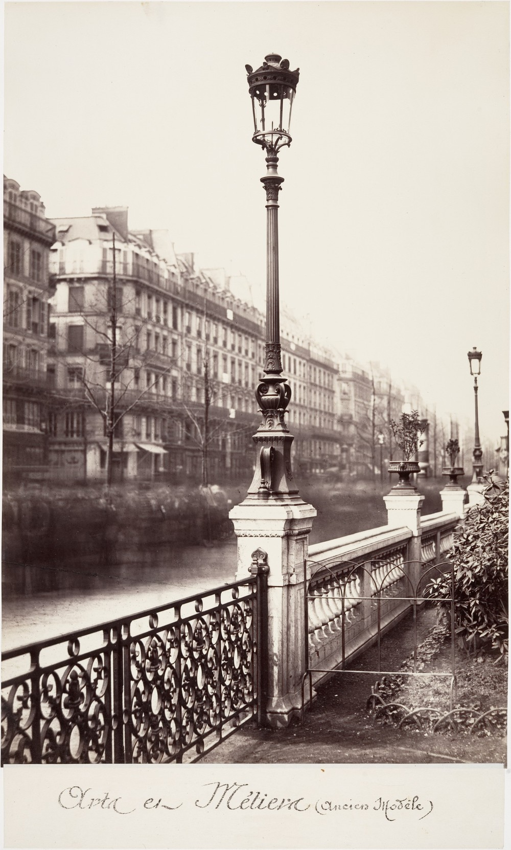 Arts et Métiers, 1864.