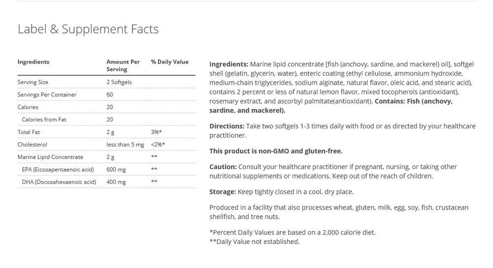 Omegagenics EPA-DHA 500 EC supplement facts.jpg