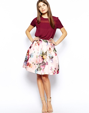 Ted Baker Oil Painting Skirt http://www.tedbaker.com/uk/Womens/c/category_womens
