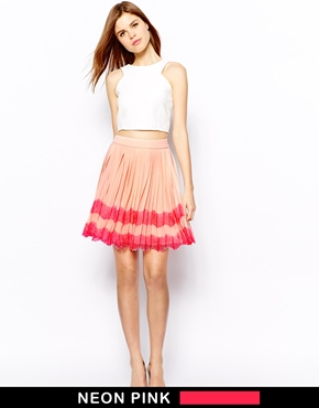 Ted Baker Stripe Skirt http://www.tedbaker.com/uk/Womens/c/category_womens