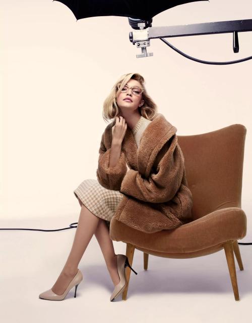 MaxMara Coat featuring Gigi Hadid