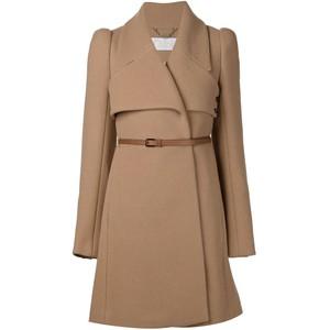 Chloe belted coat