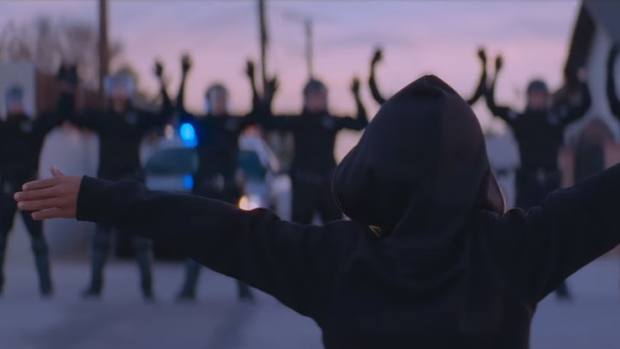 From Beyoncé's Formation video.