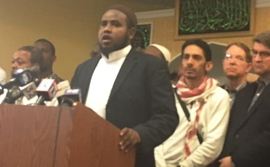 Imam Yussuf Abdi of Madina Masjid Islamic Center