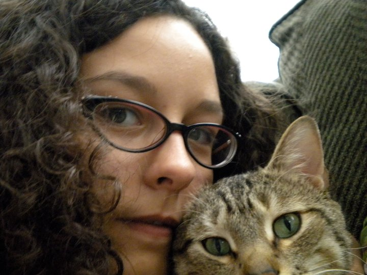 Curls and cats.
