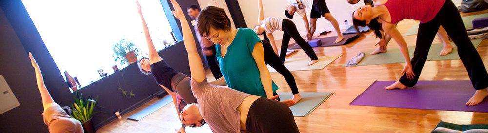 Intro Classes Nature Yoga