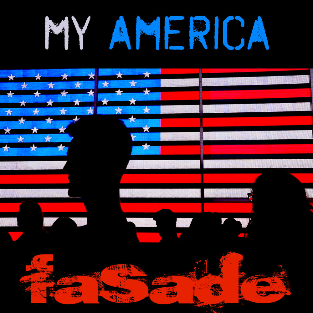 faSade - My America (single) - Album Cover.jpg