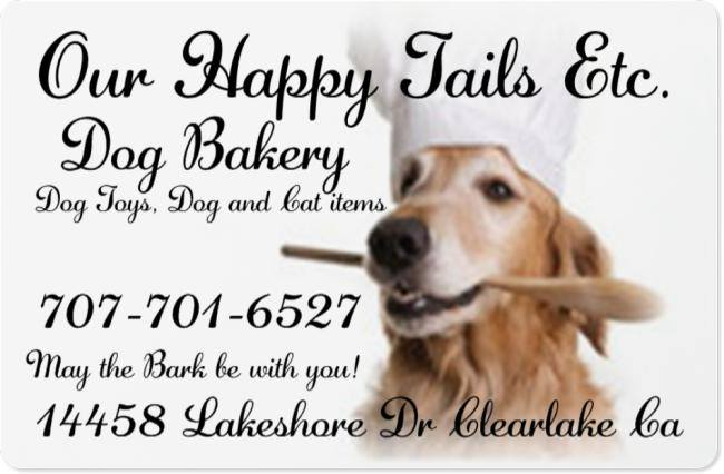 OUR HAPPY TAILS' WEBSITE