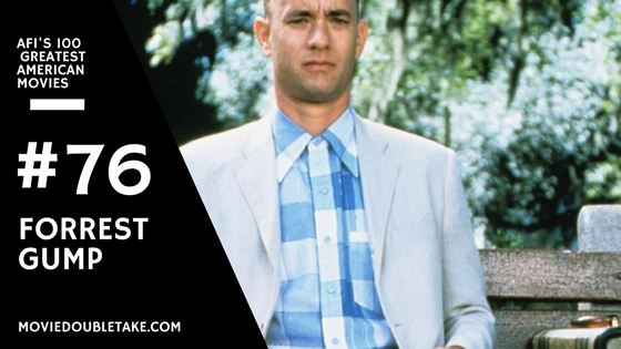 AFI's 100 Greatest American Forrest Gump
