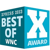 Voted #1 Pet Sitter in Asheville by the readers of Mountain Xpress!