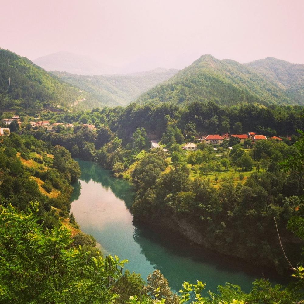 NERETVA RIVER, BOSNIA