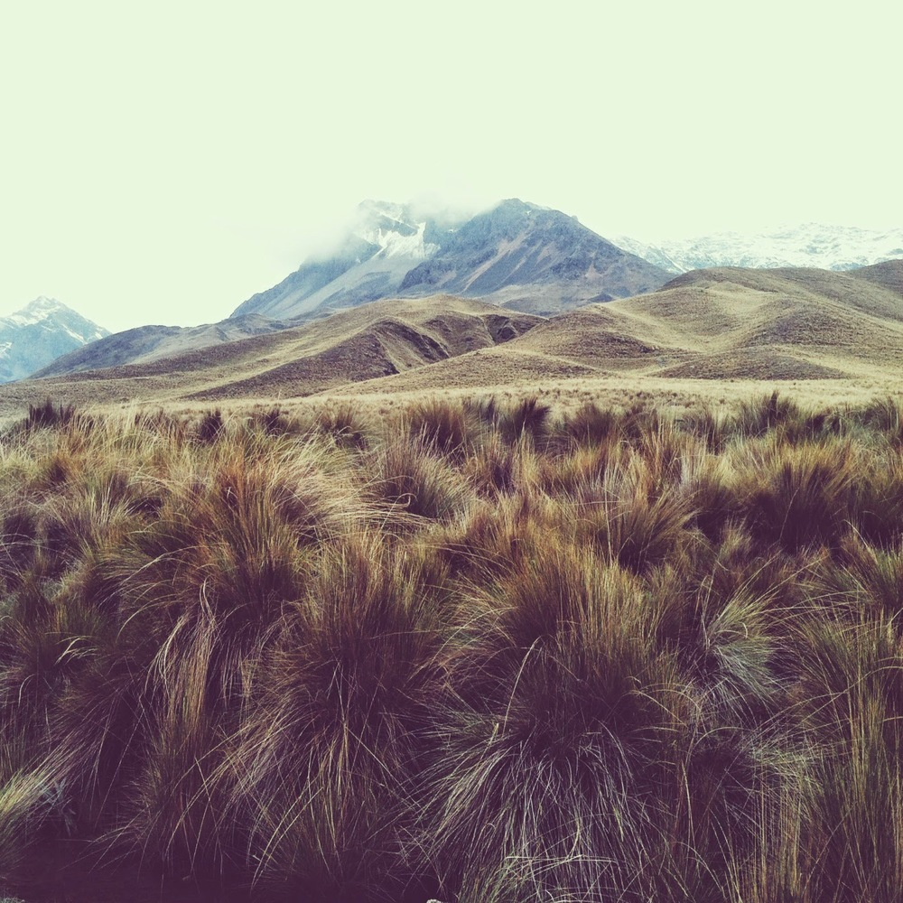 CENTRAL HIGHLANDS, PERU