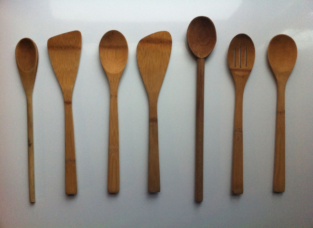 My wooden spoon collection