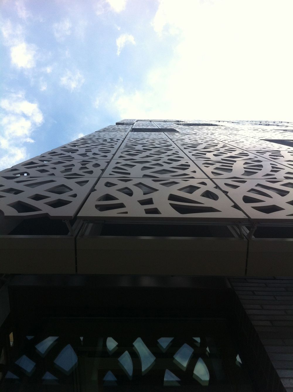 A beautiful building at NYU