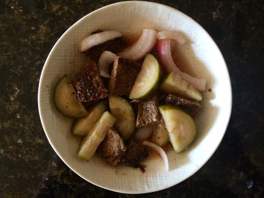 What I Ate: Pre-Breakfast Everyday - Tasty Liver Multi-Vitamin
