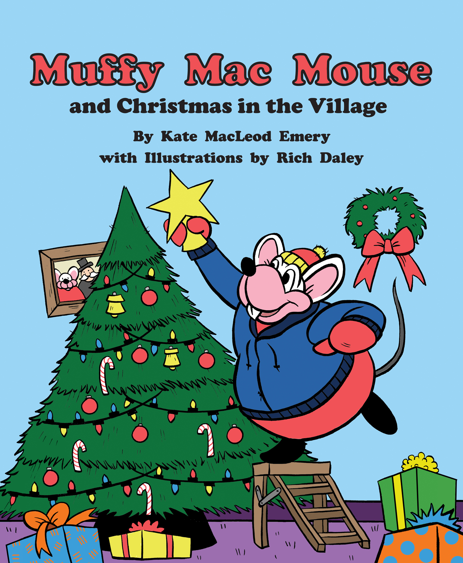 Muffy MacMouse: and Christmas in the Village — Your Site Title