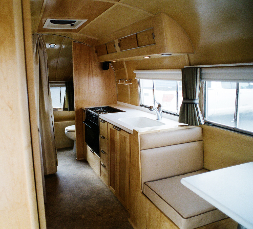 High End Vintage Airstream