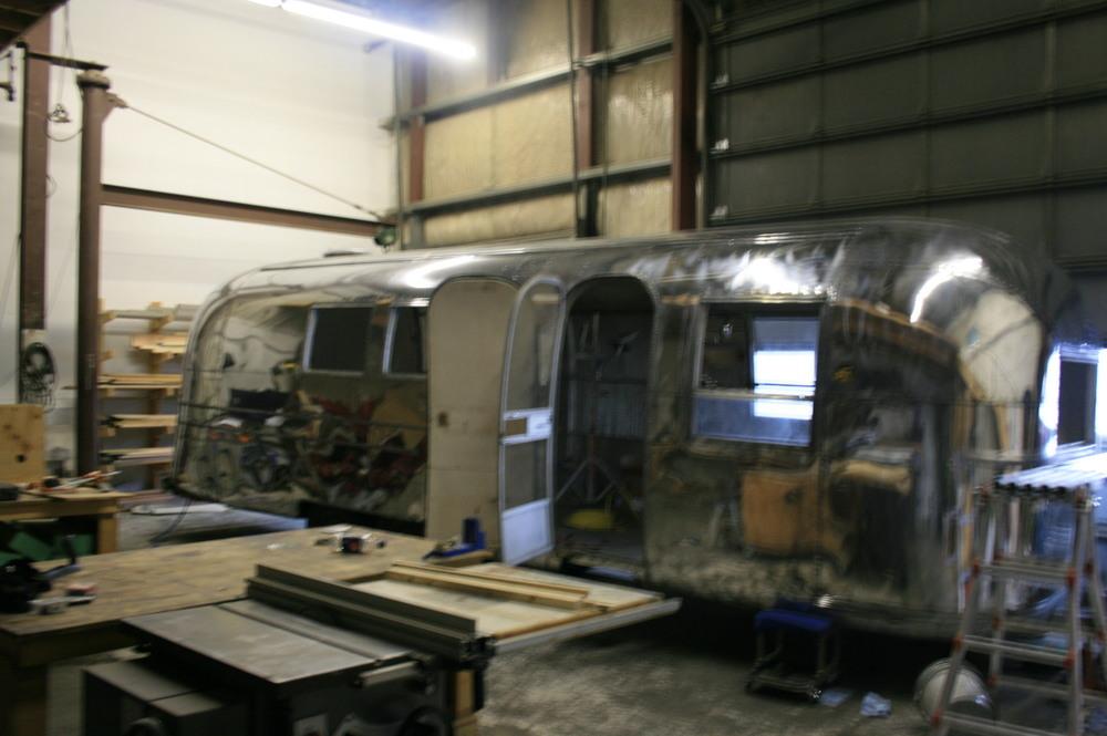 Vintage Airstream