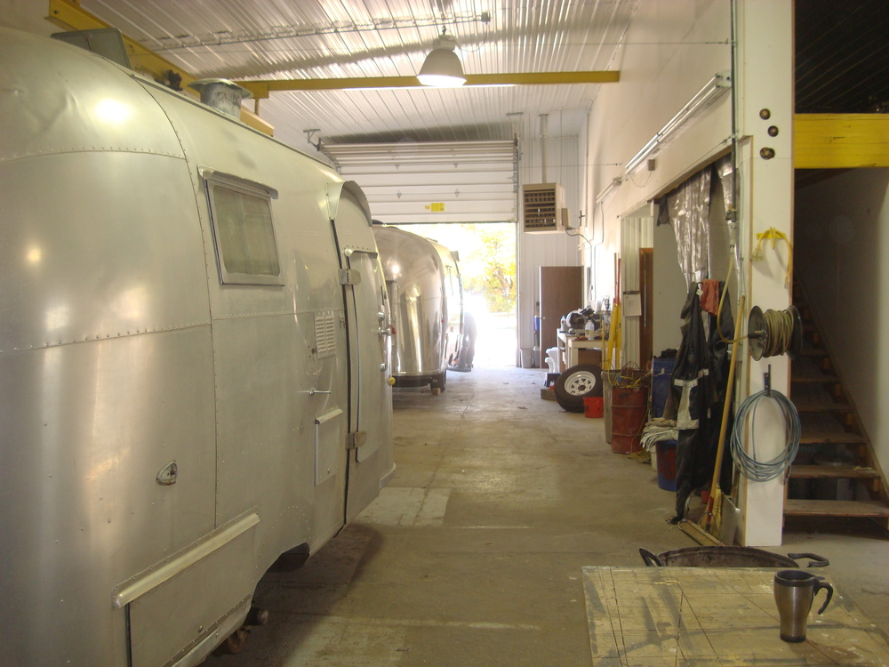 Blue Moon Caravans Shop