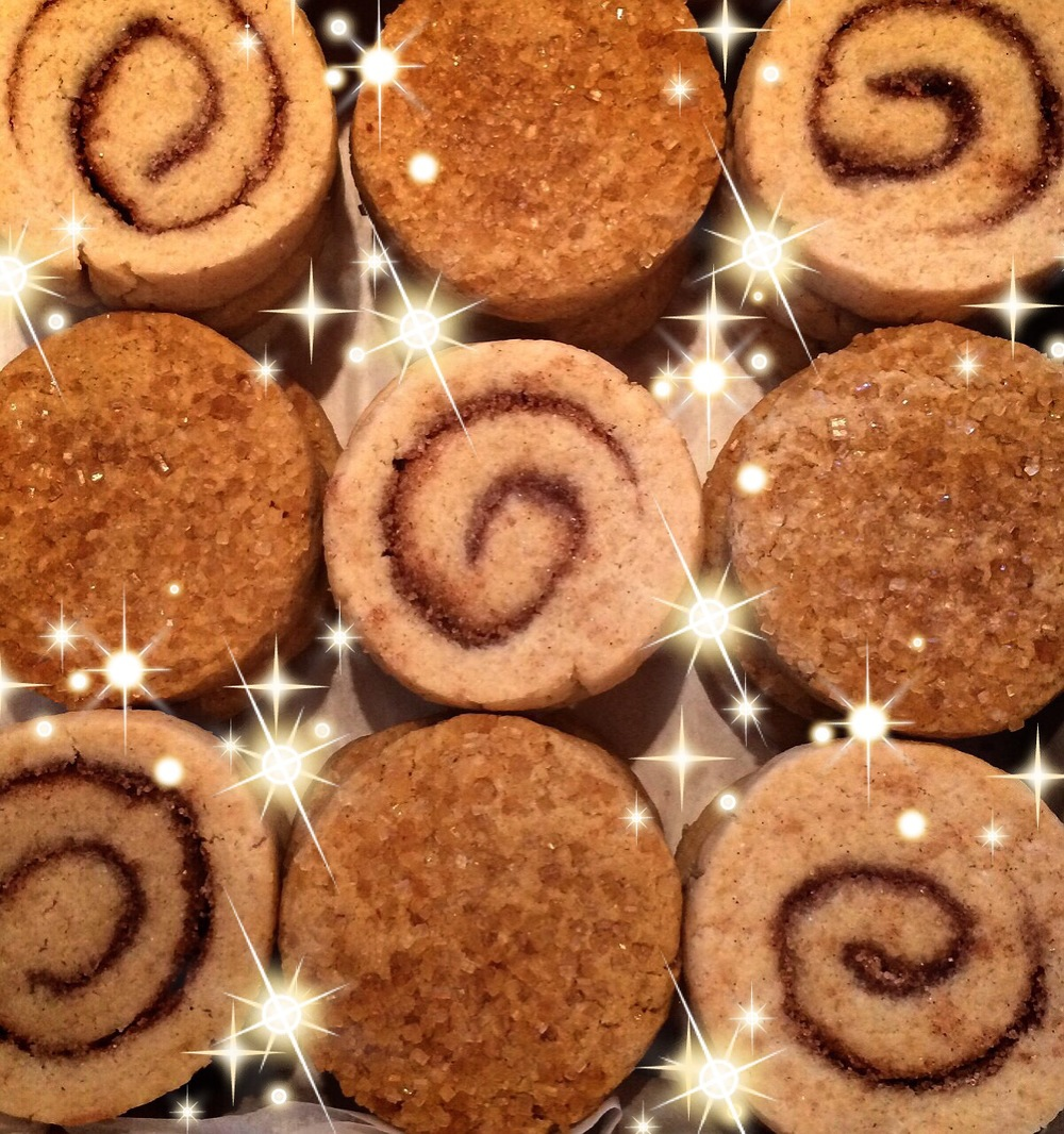 spice is nice - pumpkin spice and cinnamon swirl combo packs VEGAN / GLUTENFREE holiday 2014